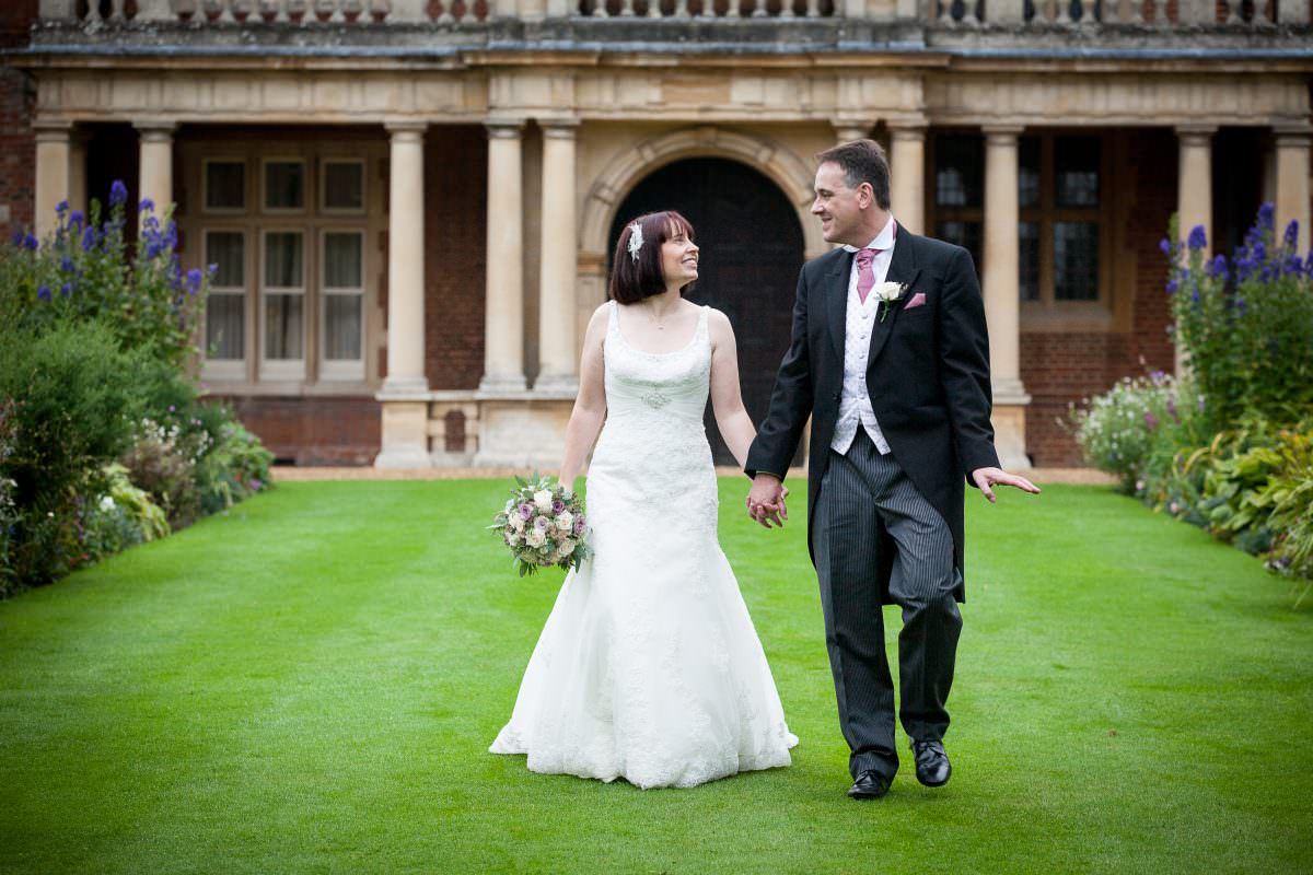 Simon and Cat's Wedding at Longstowe Hall
