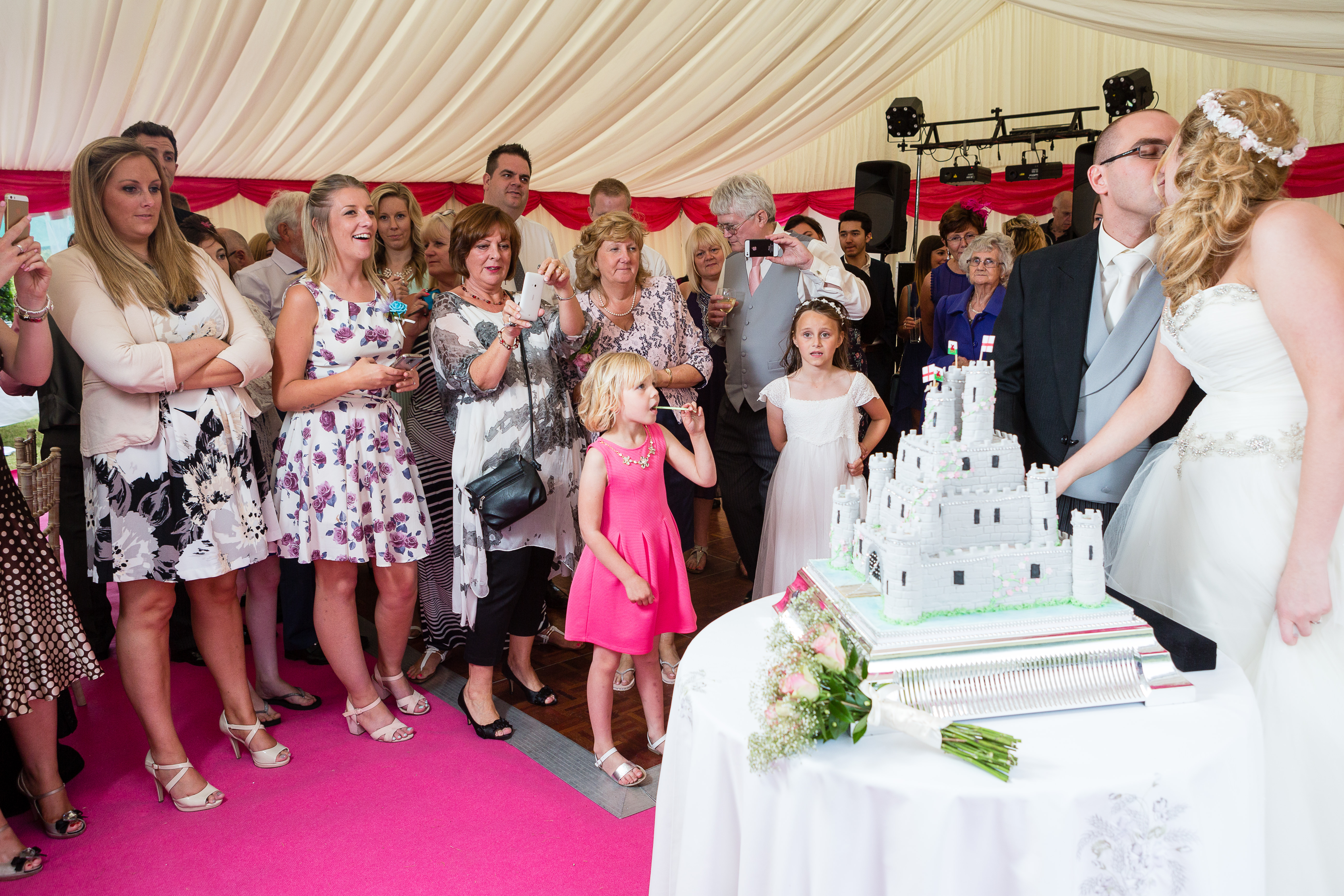 Rebecca and Ben's wedding at Colston Hall