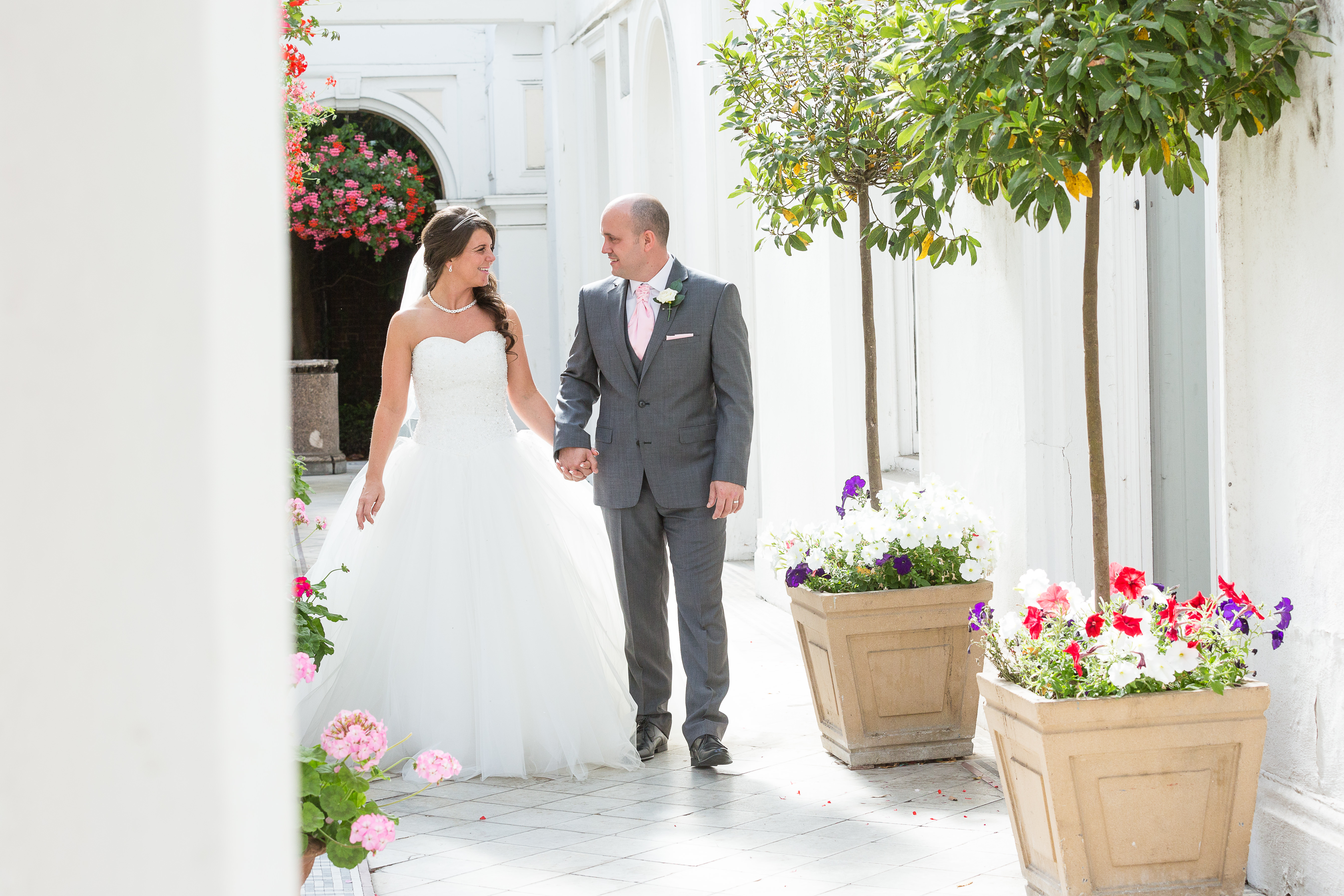 Julia and Ben's wedding at Croydon Rugby Club
