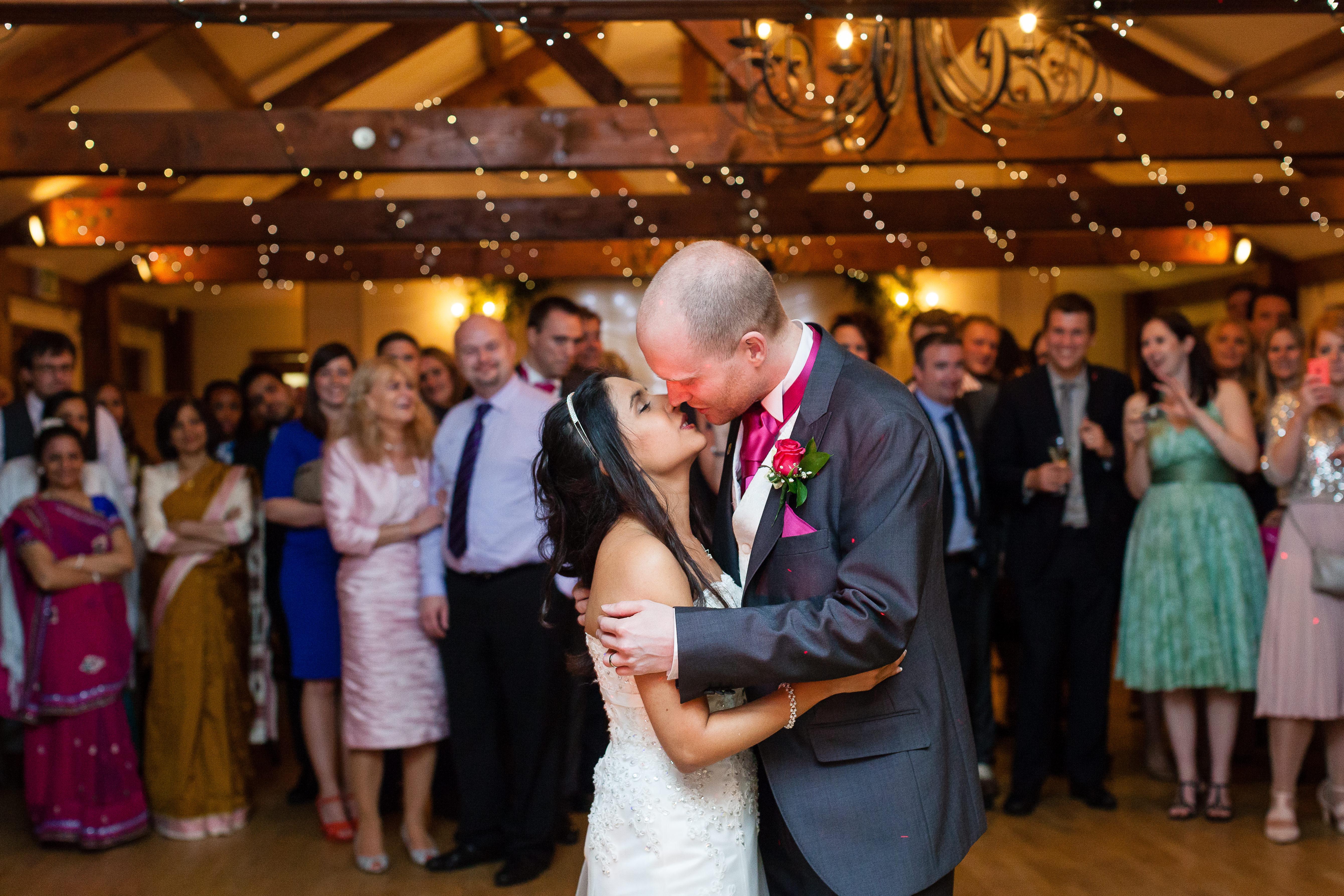 Amisha & Eddie's wedding at Coltsford Mill